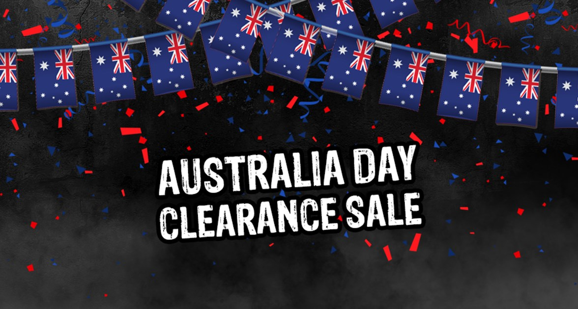 Australia Day Clearance Sale