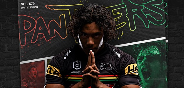 Jarome Luai Commits To Penrith Panthers