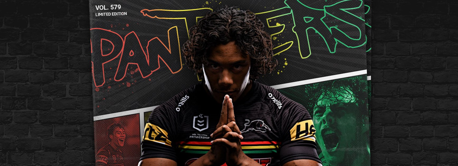 Luai signs new Panthers deal