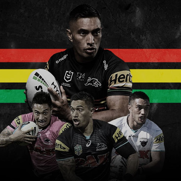 Panthers release Whare to join Catalans