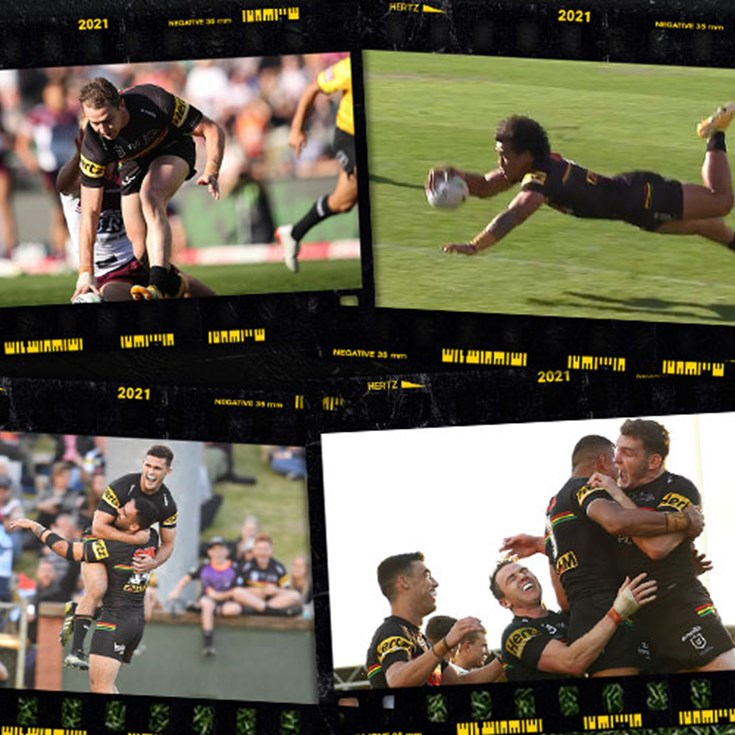 Hertz Plays of the Week: Panthers v Sea Eagles