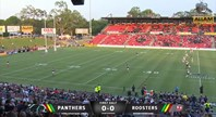 Trial Match Highlights: Panthers v Roosters