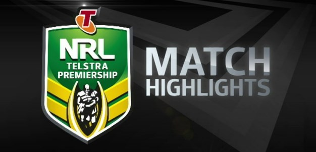 NRL - Match Highlights - Round 19 - Panthers VS Eels