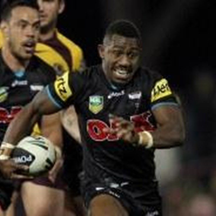 NRL - Match Highlights - Round 24 2013 - Panthers vs Broncos
