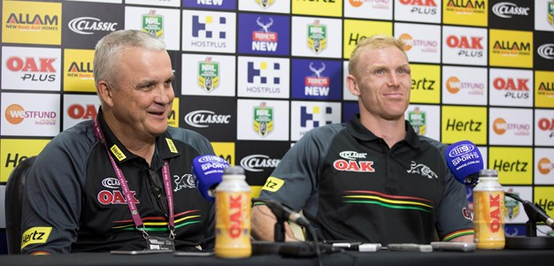 Press Conference: Round 1