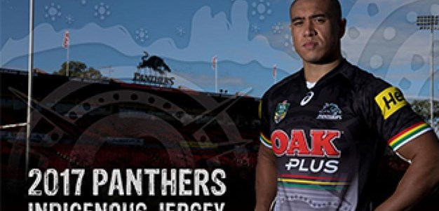 2017 Indigenous Jersey