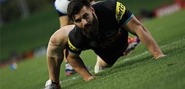 Mixed Media: Josh Mansour Rd16