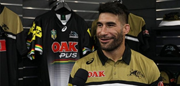 Panthers TV: James Tamou