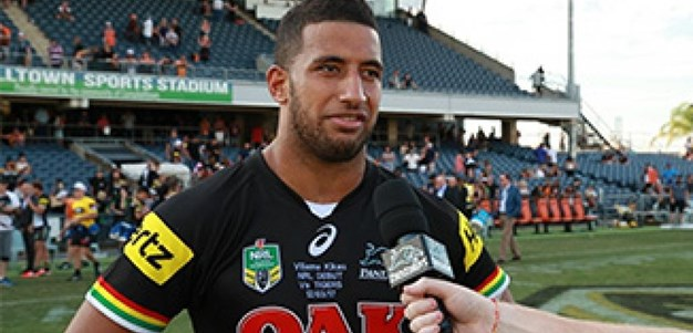 Viliame Kikau: Post Game
