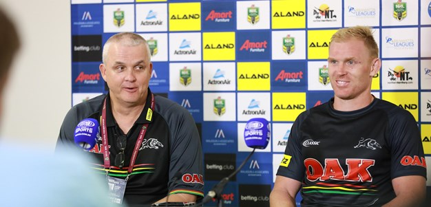 Press Conference: Round 5