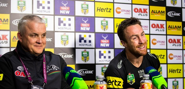 Press Conference: Round 12