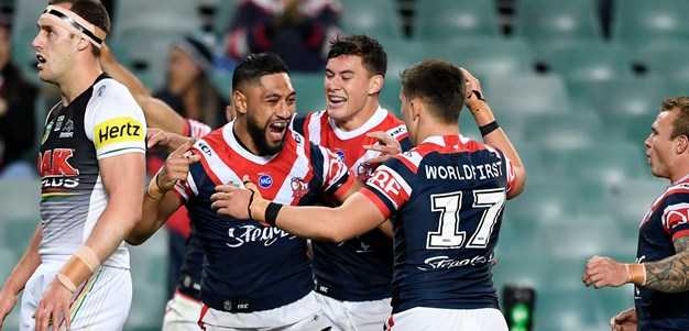 Match Highlights: Roosters v Panthers