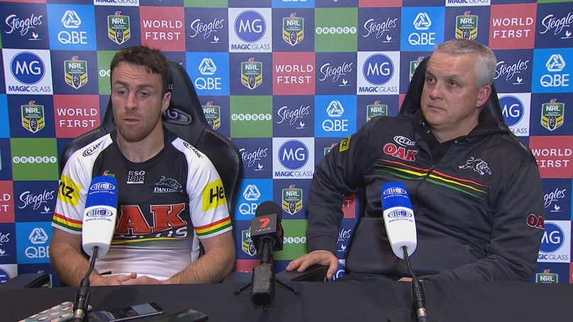 Press Conference: Round 15