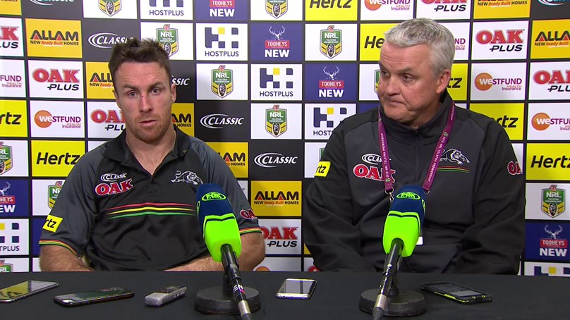 Press Conference: Round 16