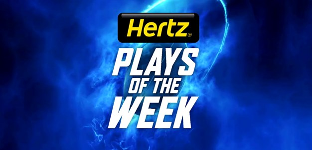 Hertz Plays of the Week: Round 17