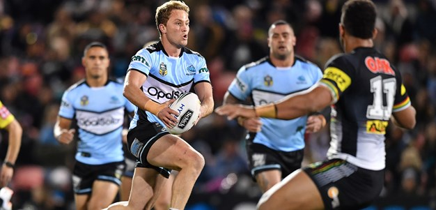 Updated Teamlist Round 18 Panthers