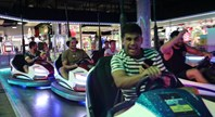 Arcade action on the Gold Coast