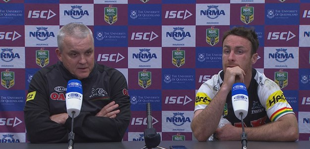 Press Conference: Round 19