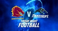 Match Report: Panthers v Broncos