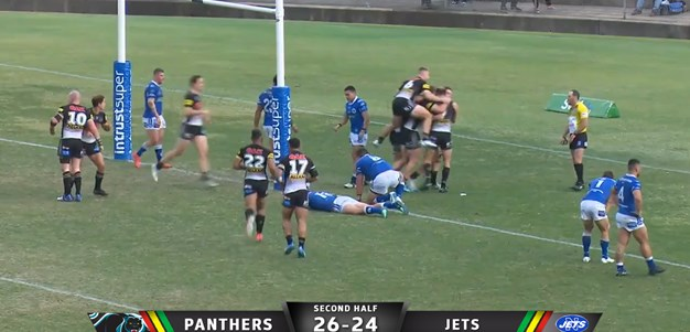 Sinclair Ford ISP Highlights: Round 20