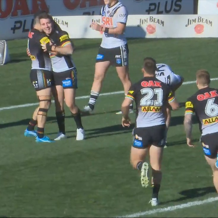 Sinclair Ford ISP Highlights: Round 21