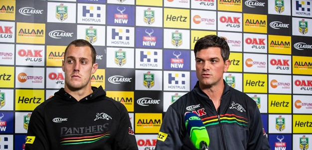 Press Conference: Round 23