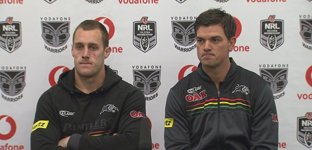 Press Conference: Round 24