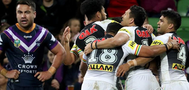 Match Highlights: Panthers v Storm