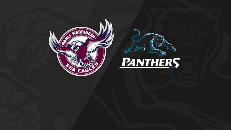 Full Match Replay: Sea Eagles v Panthers - Round 20, 2018