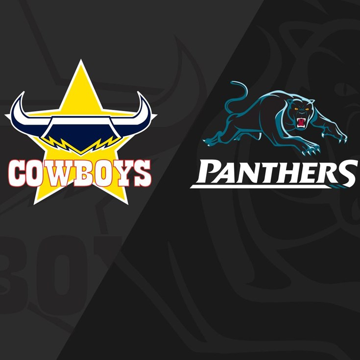 Rnd 4 2018 - Panthers v Cowboys