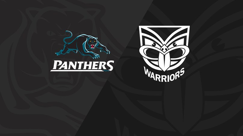Extended Highlights: Panthers v Warriors – Finals Week 1, 2018