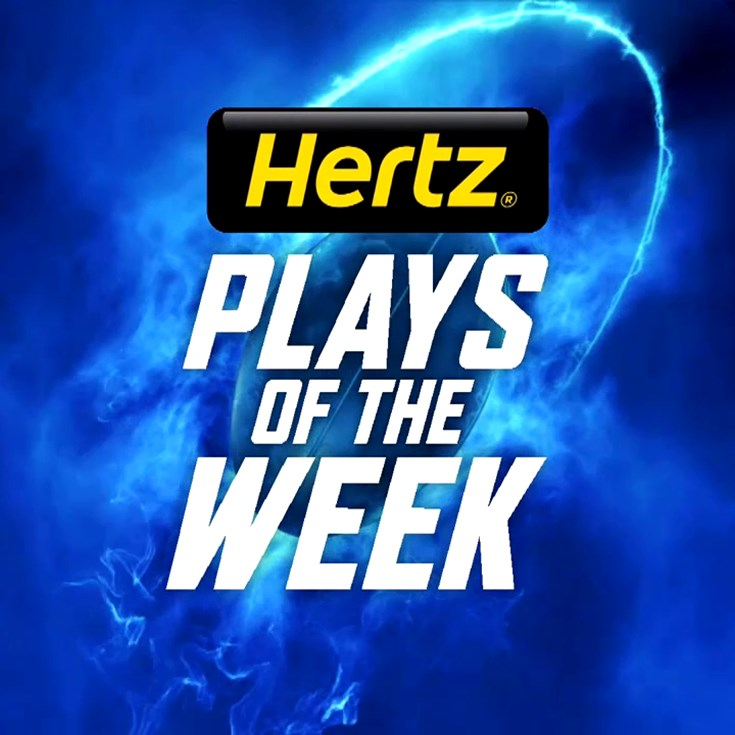 Hertz Plays of the Week: Elimination Final