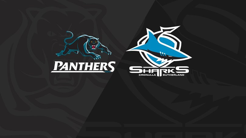Rnd 18 2018 - Panthers v Sharks