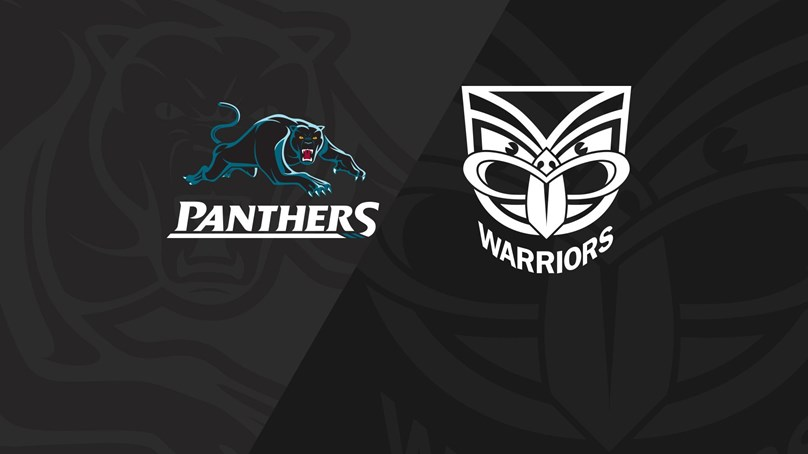 Full Match Replay: Panthers v Warriors - Round 17, 2018