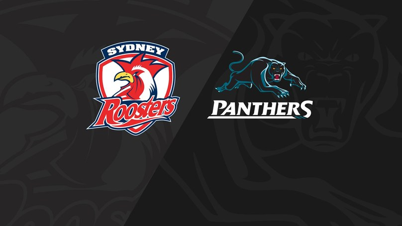 Full Match Replay: Roosters v Panthers - Round 15, 2018