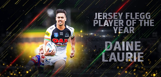 2018 Jersey Flegg Player of the Year: Daine Laurie
