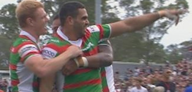 Panthers v Rabbitohs Rd3 (Hls)