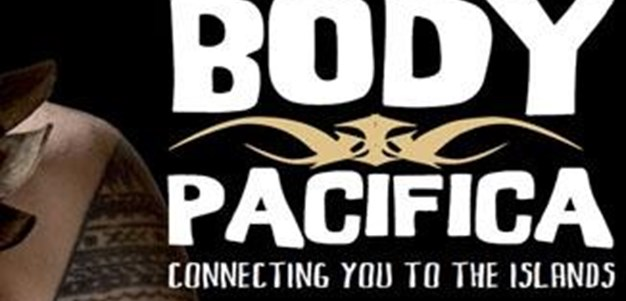 Body Pacifica Calendar Shoot