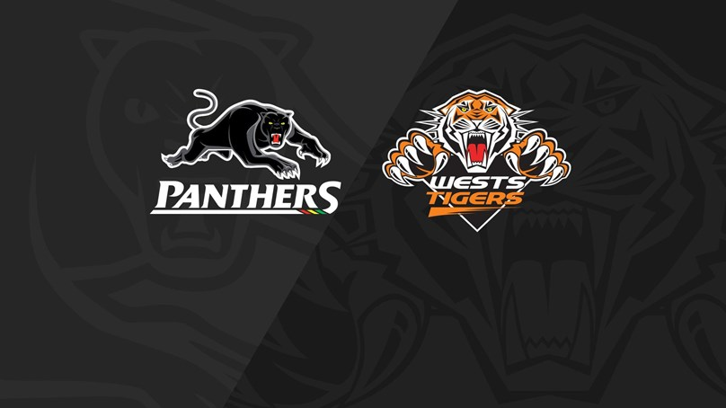 Rnd 4 2019 - Panthers v Wests Tigers