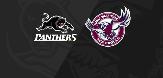 Rnd 12 2019 - Panthers v Sea Eagles