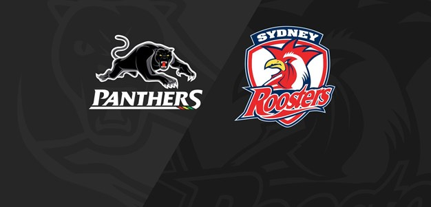 Rnd 13 2019 - Panthers v Roosters