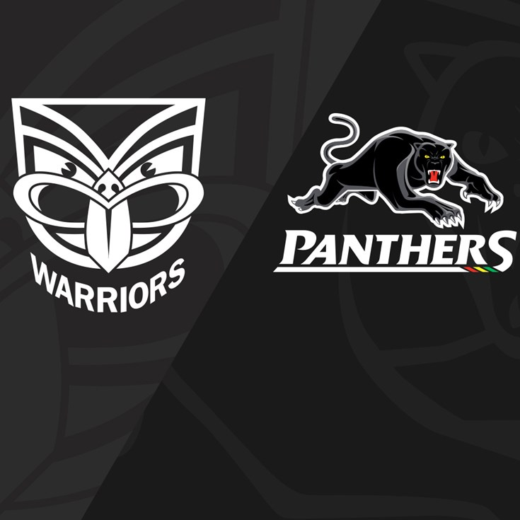 Rnd 15 2019 - Panthers v Warriors