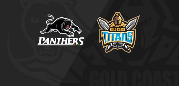Rnd 17 2019 - Panthers v Titans