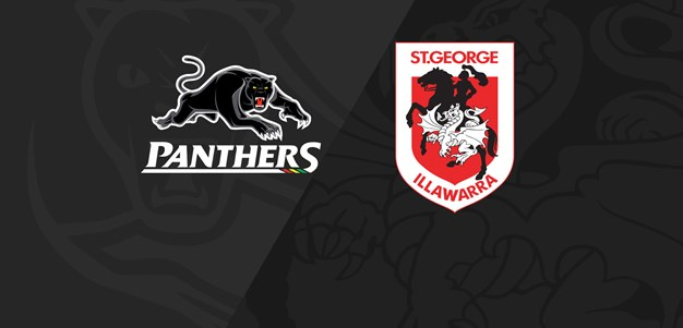 Rnd 18 2019 - Panthers v Dragons