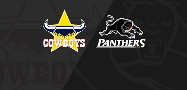 Rnd 23 2019 - Panthers v Cowboys