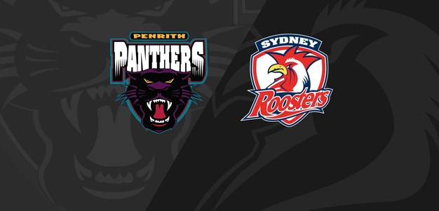 2003 Grand Final - Panthers v Roosters