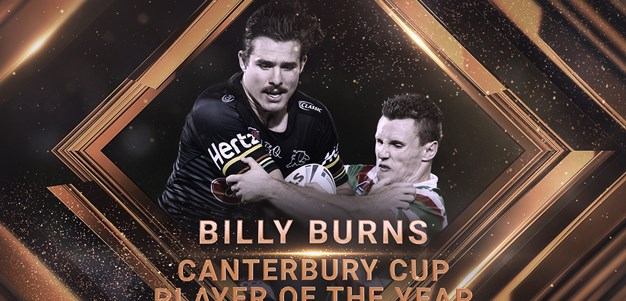 2019 Canterbury Cup Player of the Year: Billy Burns