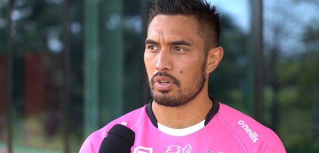 Shocked Whare embraces Nines captaincy