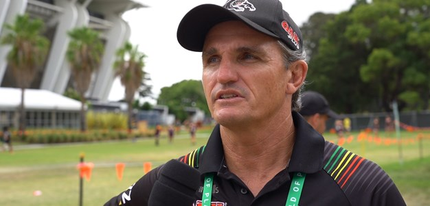 Cleary finds positives despite Nines heartbreak