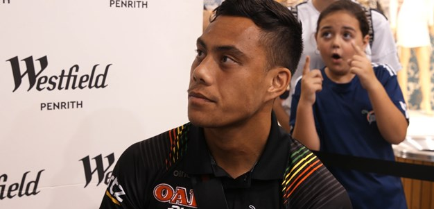Luai reacts to 'massive loss' of injured Edwards